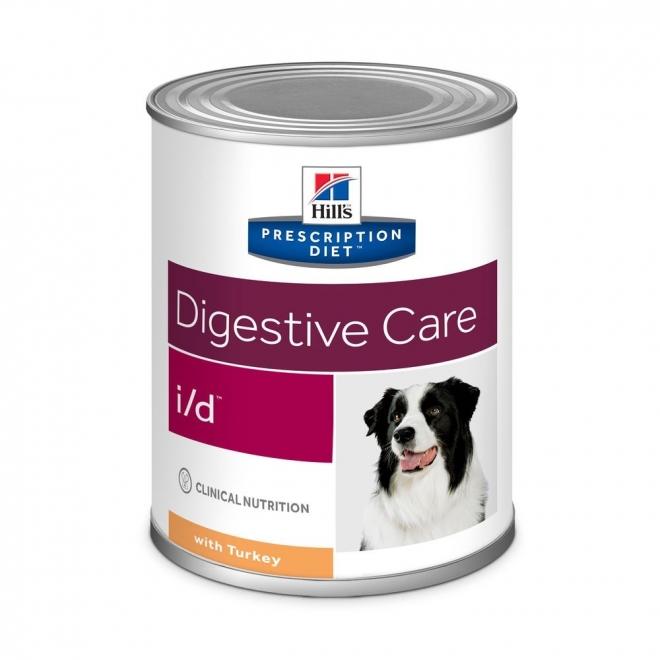 Hills Diet Dog i/d can 12x360g