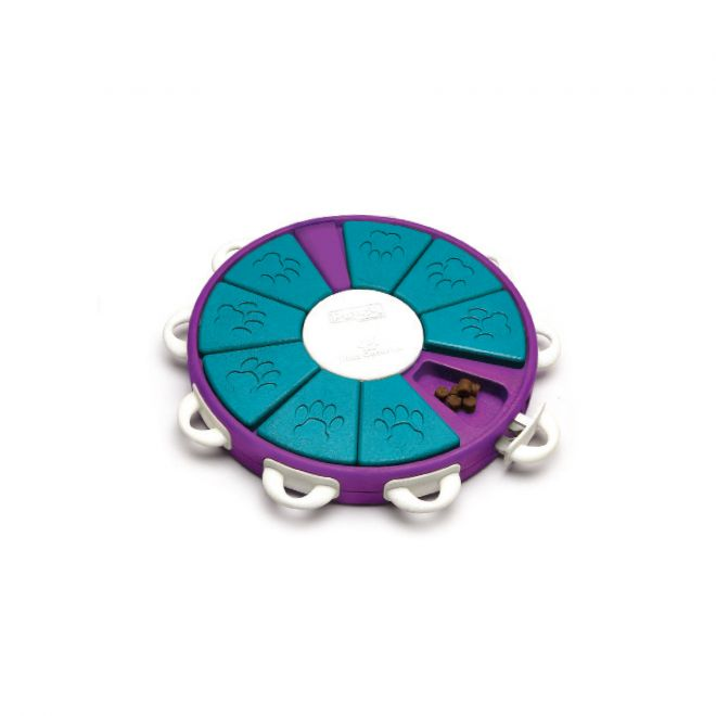 Nina Ottosson Dog Twister -aktivointilelu violetti