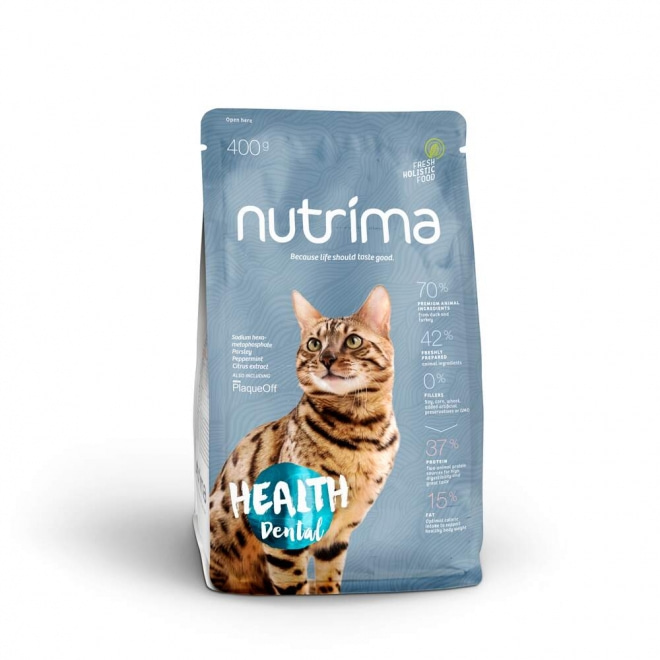 Nutrima Cat Health Dental (400 g)