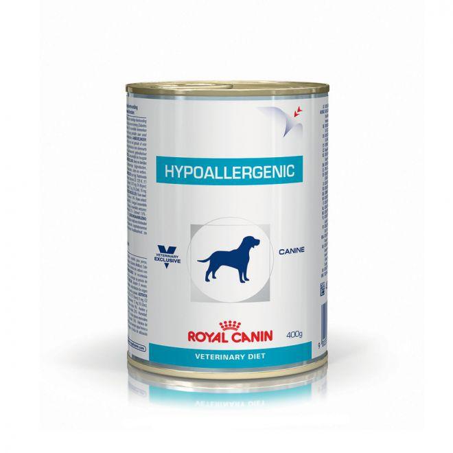 Royal Canin Veterinary Diet Dog Hypoallergenic wet