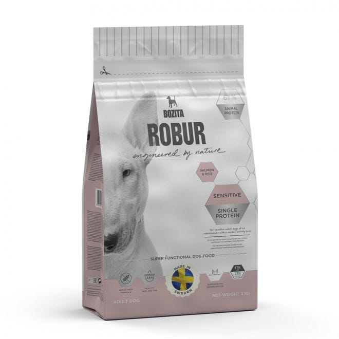 Bozita Robur Sensitive Single Protein Salmon (3 kg)