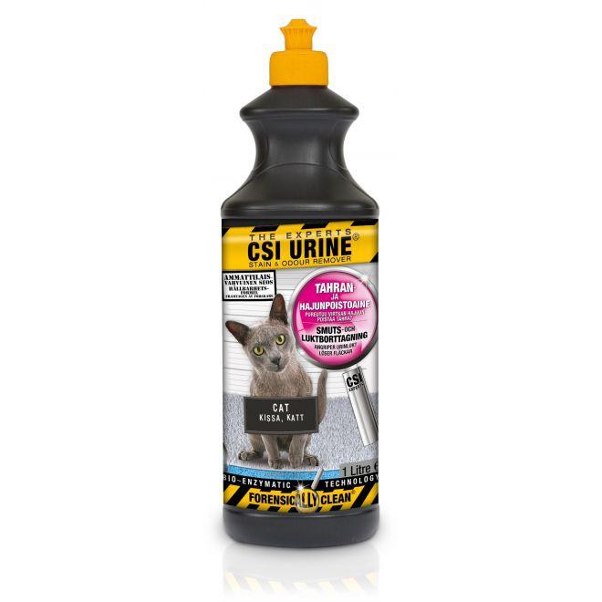 CSI Urine Cat pullo