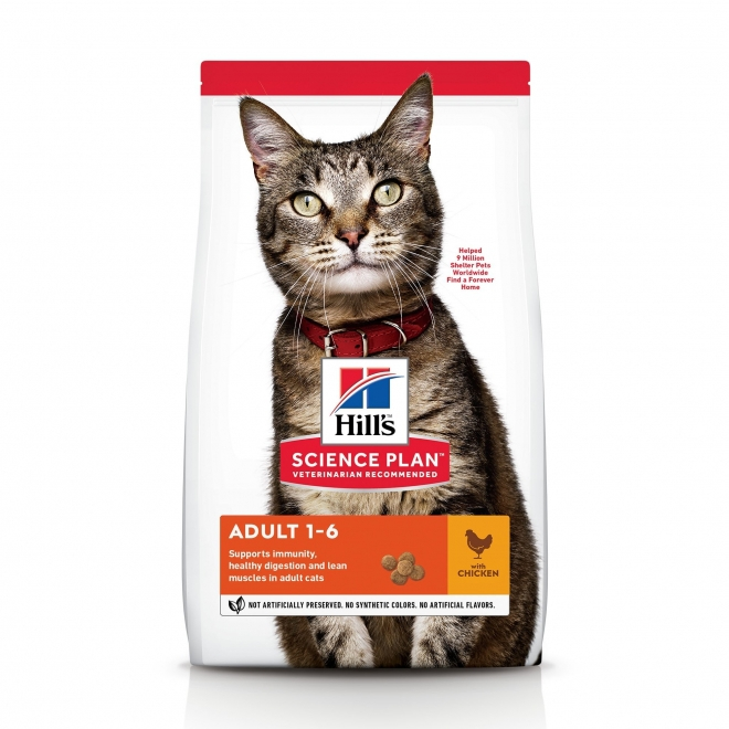 Hill's Science Plan Cat Adult Chicken