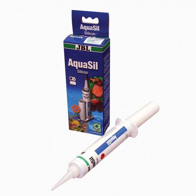 JBL AquaSil akvaariosilikoni musta
