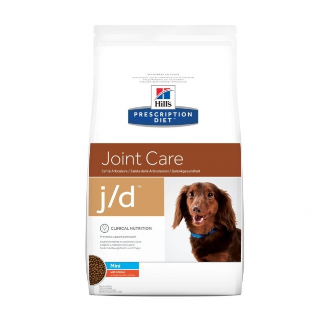 Hills Diet Dog j/d Mini 2kg