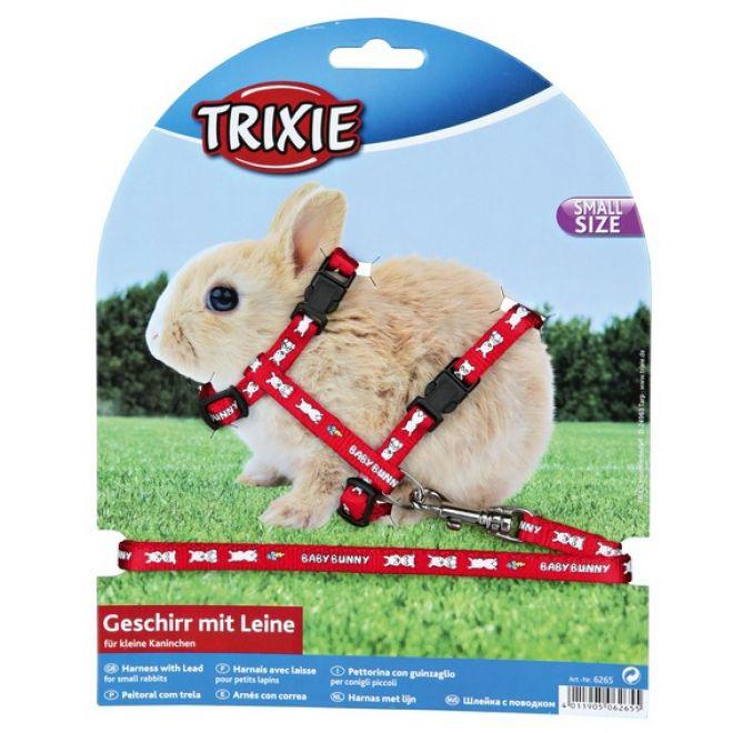 Trixie valjassetti pienille kaneille (Nylon)