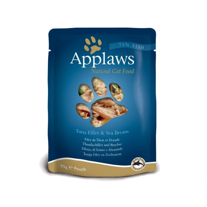 Applaws Cat tonnikala ja meriahven