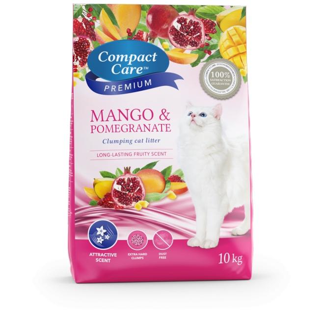 Compact Care Premium Mango & Pomegranate 10kg