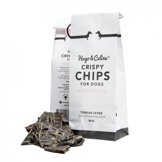 Hugo & Celine Crispy Chips