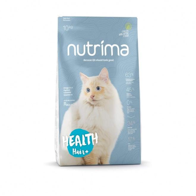 Nutrima Cat Health Hair+ (10 kg)