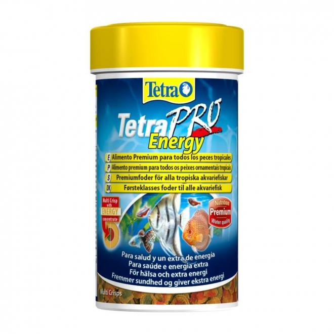 TetraPro Energy hiutaleruoka