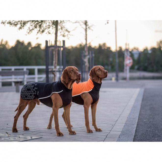 Feel Active Tromso kevyt suojapaita oranssi