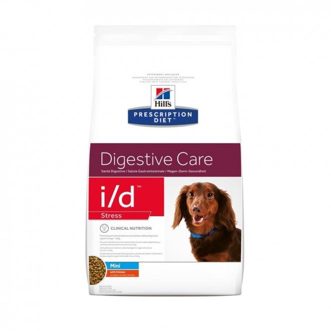 Hills Diet Dog i/d Stress 1,5kg