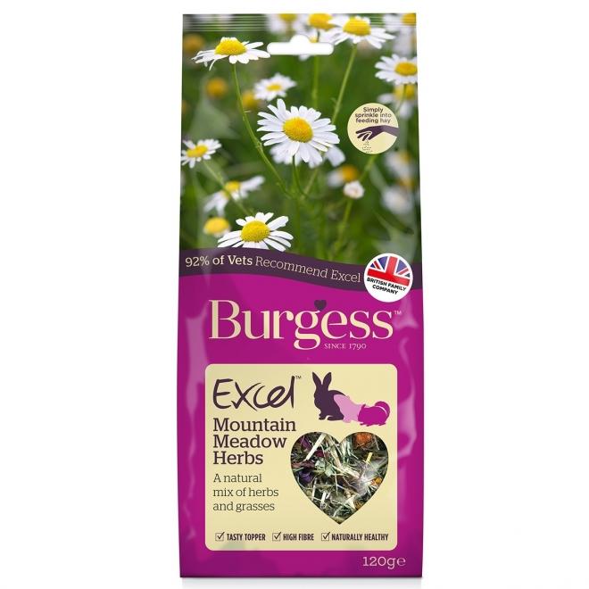 Burgess Excel Mountain Meadow yrtit