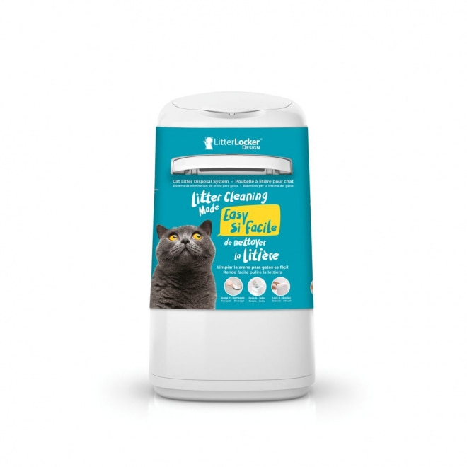 LitterLocker Design roska-astia