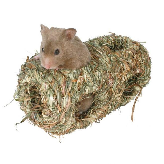 Trixie tuplaheinäpesä hamsterille (20 cm)