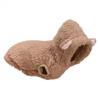 Basic TeddyBear Hettegenser Brun**