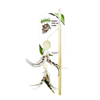 Pawise Nature First ball viftepinne (35 cm)
