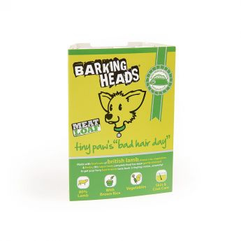 Barking Heads Tiny Paws Bad Hair Day lam 150 g**