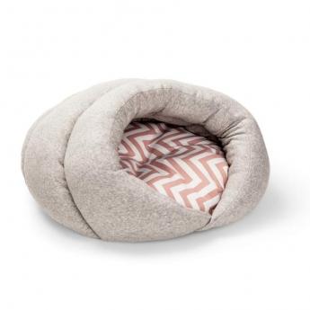 Little&Bigger Carnival Nest Melange Grey
