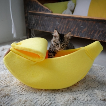 Little&Bigger Banana Kattehule