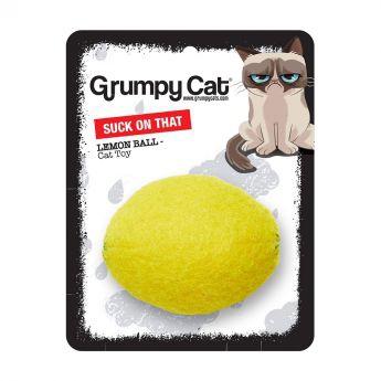 Grumpy Cat sitron (Flerfarget)