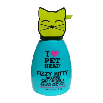 Pet Head Pizzy Kitty Mousse