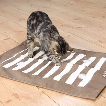 Trixie Aktivitetsleke til katt Play Blanket