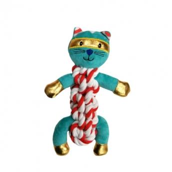 Bark-a-Boo Super Space Tau Kropp Katt S