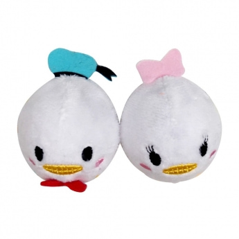 Rosewood TsumTsum Donald&Dolly Duck Ball 2stk