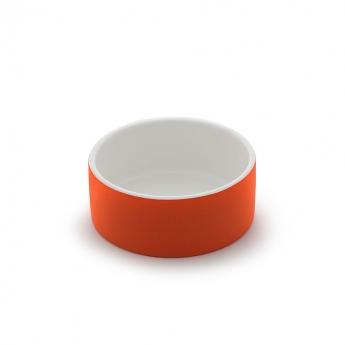 Happy Pet Project Soak-to-Cool Tangerine Vannskål