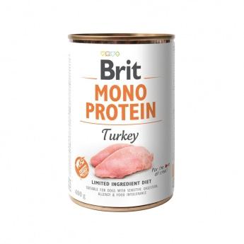 Brit Care Mono Protein Turkey 400 g
