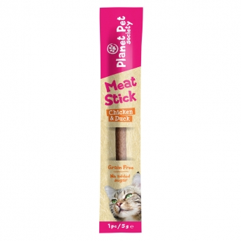 Planet Pet Meat stick, chicken-duck 5 g