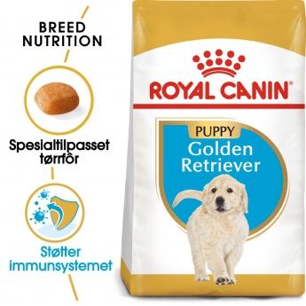 Royal Canin Breed Golden Retriever Puppy