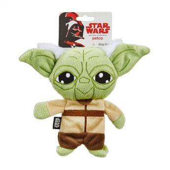 PCO Star Wars Yoda Flattie Leke
