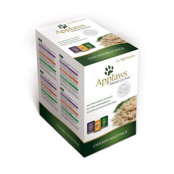 Applaws Cat Chicken broth pouch Multi 12*70g**