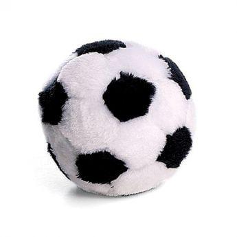 Little&Bigger Fotball Plysjball (Flerfarget)