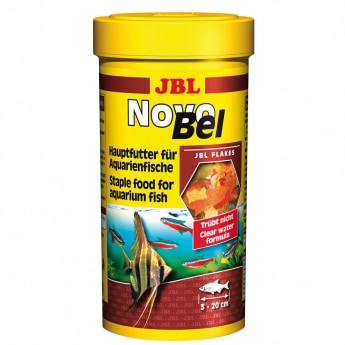 JBL NovoBel Fiskefôr for Akvariefisker 250ml