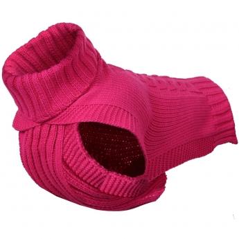 Rukka Wooly Strikket Genser Rosa