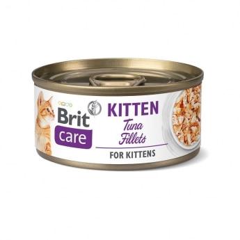 Brit Care Cat Kitten tunfisk 70 g
