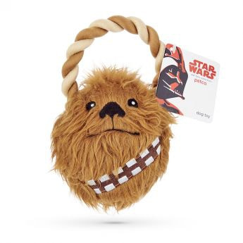 Star Wars Chewbacca Plysjleke 12 cm (Fabric)