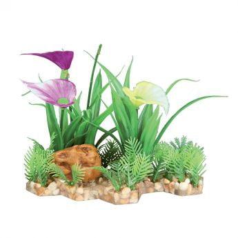 Trixie Plastplante med grusunderlag