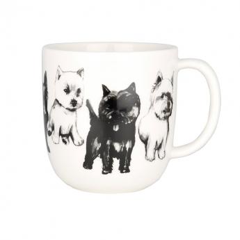 Kultakeramiikka Krus Terrier