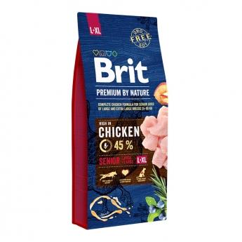 Brit Premium by Nature SeniorL+XL 15kg