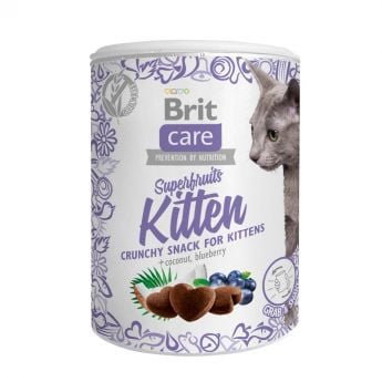 Brit Care Cat Snack Superfruits Kitten**