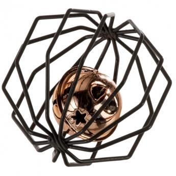 Little&Bigger Shimmering Sensation Ball med bjelle