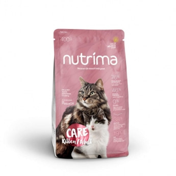 Nutrima Cat Care Kitten/Adult (400 g)