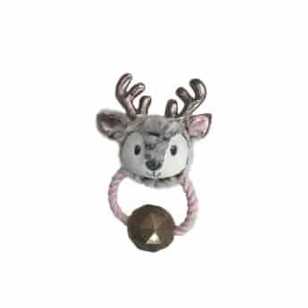 Bark-a-Boo Enchanted DoorKnocker Deer L**