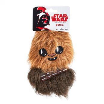 Star Wars Chewie Flattie Leke (Fabric)**