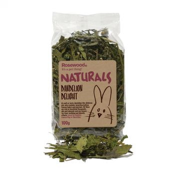 Rosewood Løvetann Snacks (100 gram)